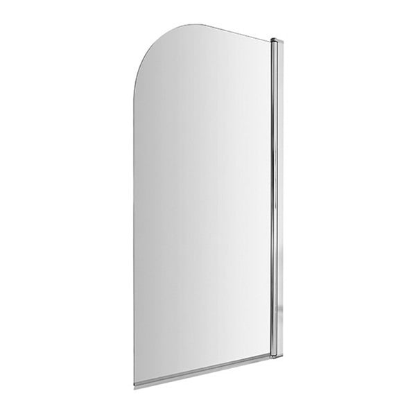Kiss 1400mm x 780mm Bath Screen - Round Edge
