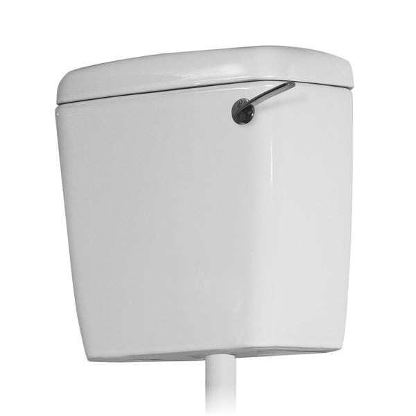 Delta Low Level Side Feed Lever Flush Toilet Cistern