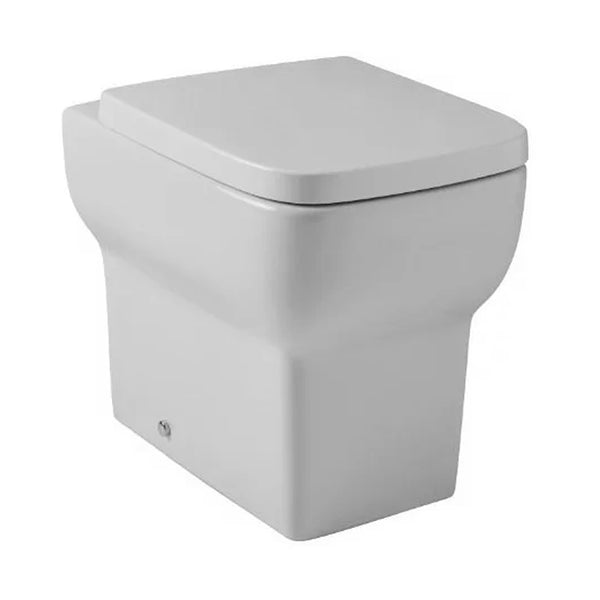 Keen Back To Wall / Furniture Toilet Pan and Soft Close Toilet Seat