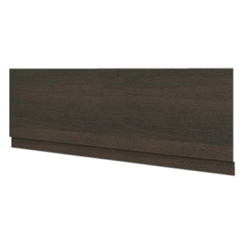 Radiant 1700mm Bath Front Panel - 2 Piece Chestnut