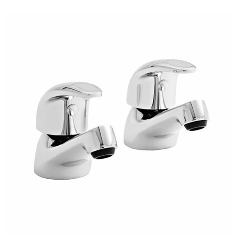 Kiss Pair Basin Pillar Taps
