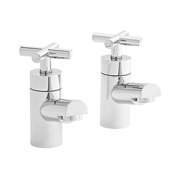 Tranquil Pair Basin Pillar Taps