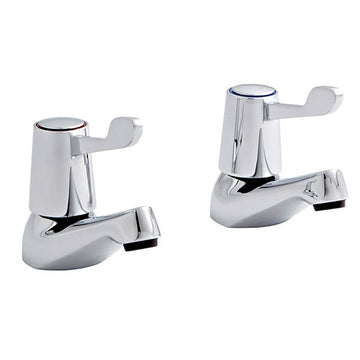 "Leverage 1/2"" Basin Taps (Pair)"