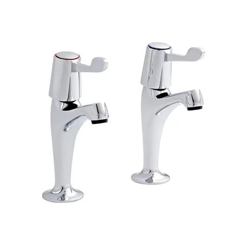 "Leverage 1/2"" H.N. Sink Taps (Pair)"