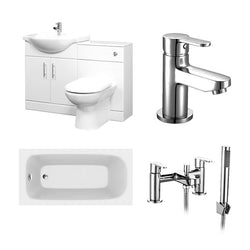 Forte Furniture Complete Bathroom Suite