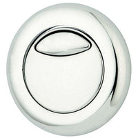 Thomas Dudley Dio Dual Flush 51Mm Chrome Toilet Push Button 322408 Spares
