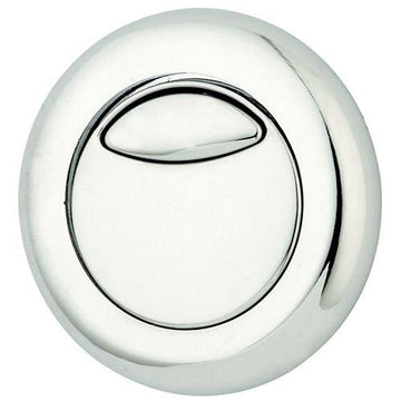 Thomas Dudley Dio Dual Flush 51mm Chrome Toilet Push Button 322408