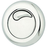 Thomas Dudley Miniflo Dual Flush 51Mm Chrome Toilet Push Button 322905 Spares