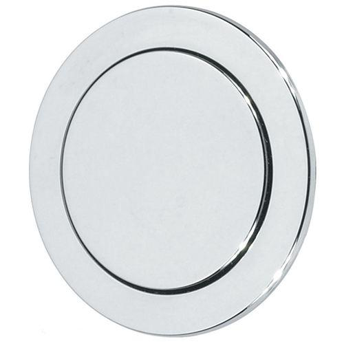 Thomas Dudley Pushflo Petite Single Flush 46Mm Chrome Toilet Push Button 320185 Spares