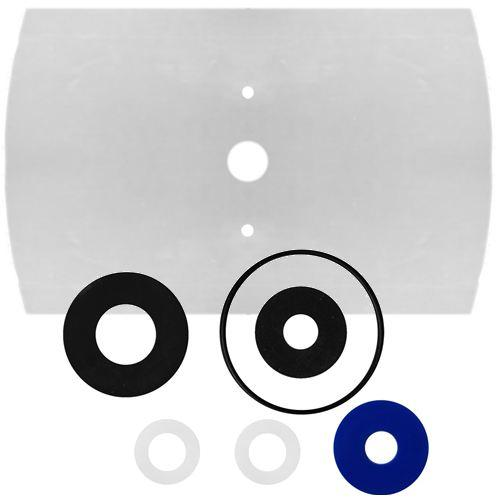 Thomas Dudley Turbo 88 & Cascade Syphon Diaphragm Washer Service Pack 319228 Toilet Spares