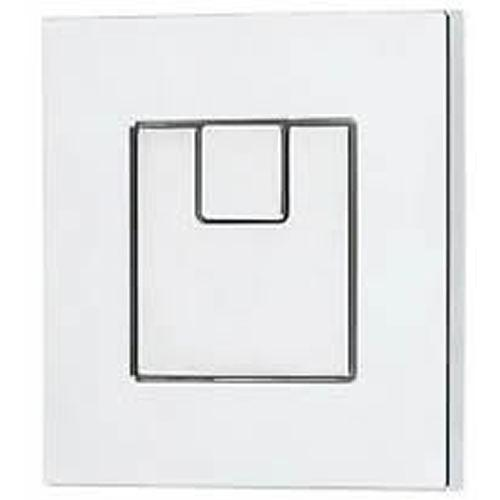 Thomas Dudley Vantage Piazza 73.5Mm Square Dual Flush Chrome Toilet Push Button 325276 Spares