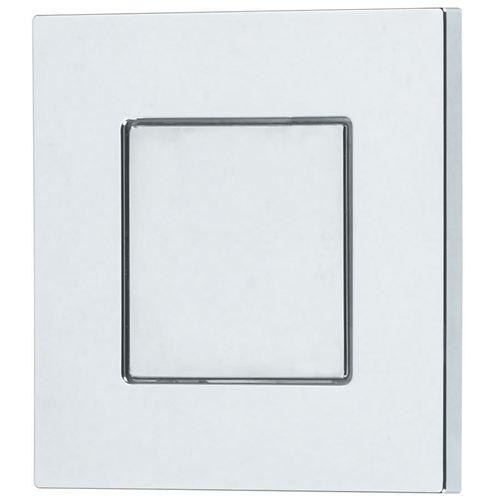 Thomas Dudley Vantage Piazza 73.5Mm Square Single Flush Chrome Toilet Push Button 325277 Spares