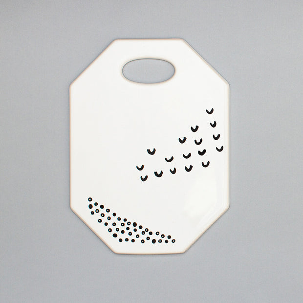 Polar Sky Ceramic Board - schmoo.shop