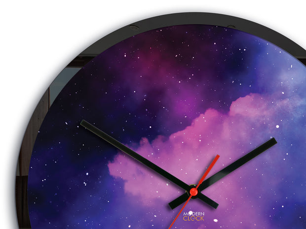 Magic Galaxy Wall Clock - schmoo.shop
