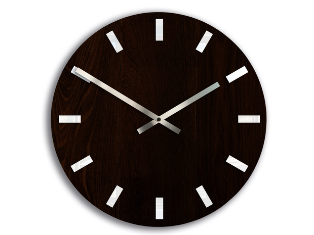 'Real Oak' Wall Clock - schmoo.shop