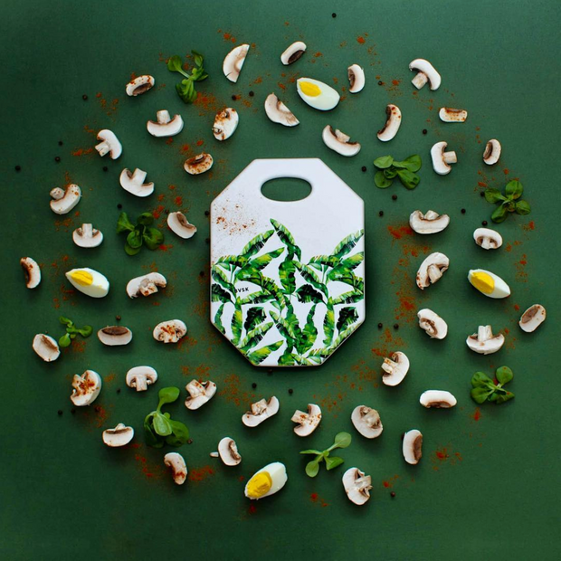 Living Green Ceramic Board - schmoo.shop