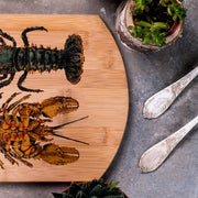 Two Lobsters Decorative Board - schmoo.shop