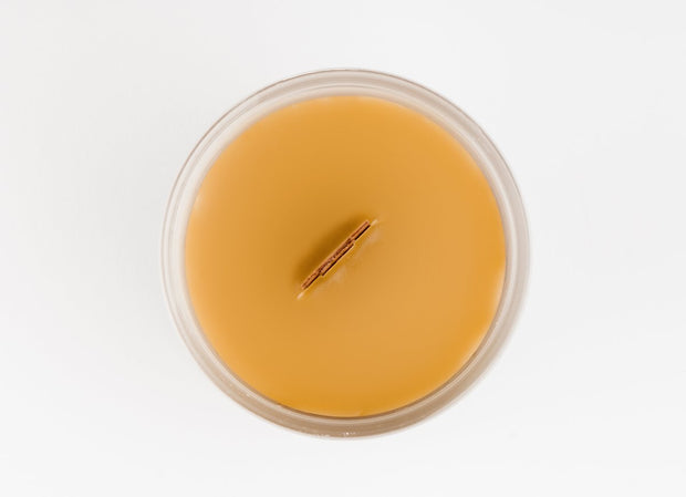 Vinca White Beeswax Candle - schmoo.shop