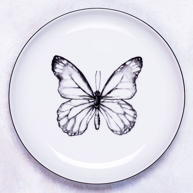 Butterfly Dinner Plate - schmoo.shop