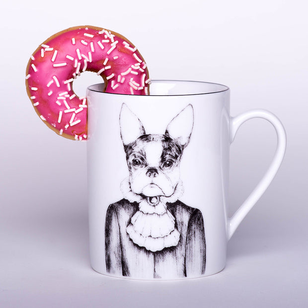 'French Dog' Mug - schmoo.shop