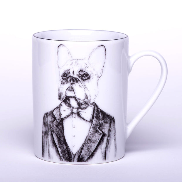 Handsome Dog Mug - schmoo.shop