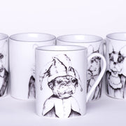 Stylish French Bulldog Mug - schmoo.shop