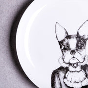 'French Dog' Dessert Plate - schmoo.shop