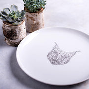 Geometric Lynx Dinner Plate - schmoo.shop
