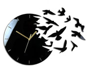 Paradise Birds Wall Clock - schmoo.shop