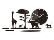 Safari Wall Clock - schmoo.shop