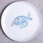 Sea Turtle Dinner Plate - schmoo.shop