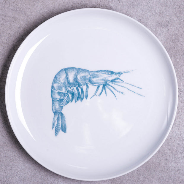 Shrimp Dinner Plate - schmoo.shop