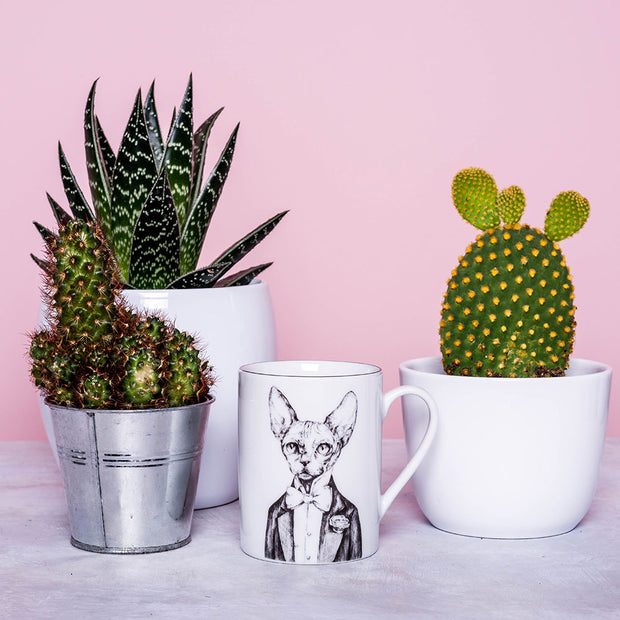 Sphinx Cat Mug - schmoo.shop