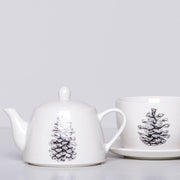 Pinecone Teapot Set - schmoo.shop