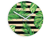 Tropical Wall Clock - schmoo.shop