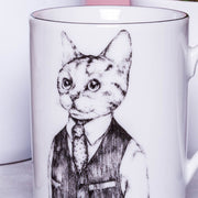 European Wild Cat Mug - schmoo.shop