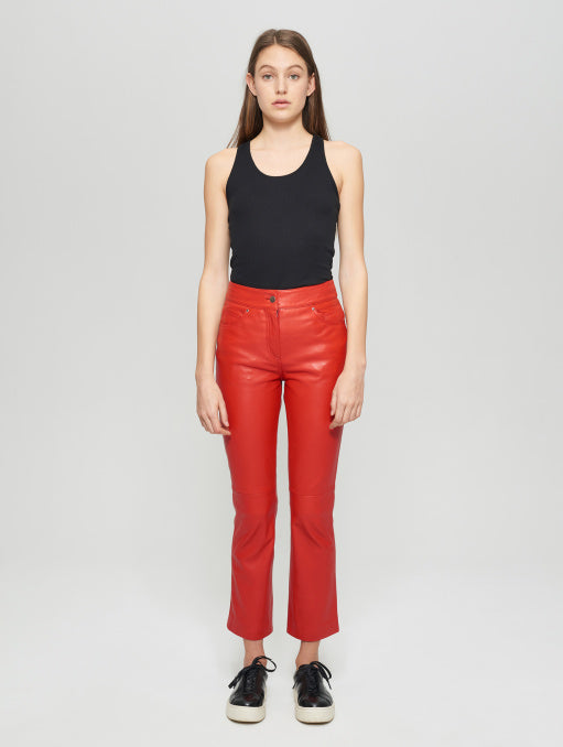 Stand | Avery Crop Pant