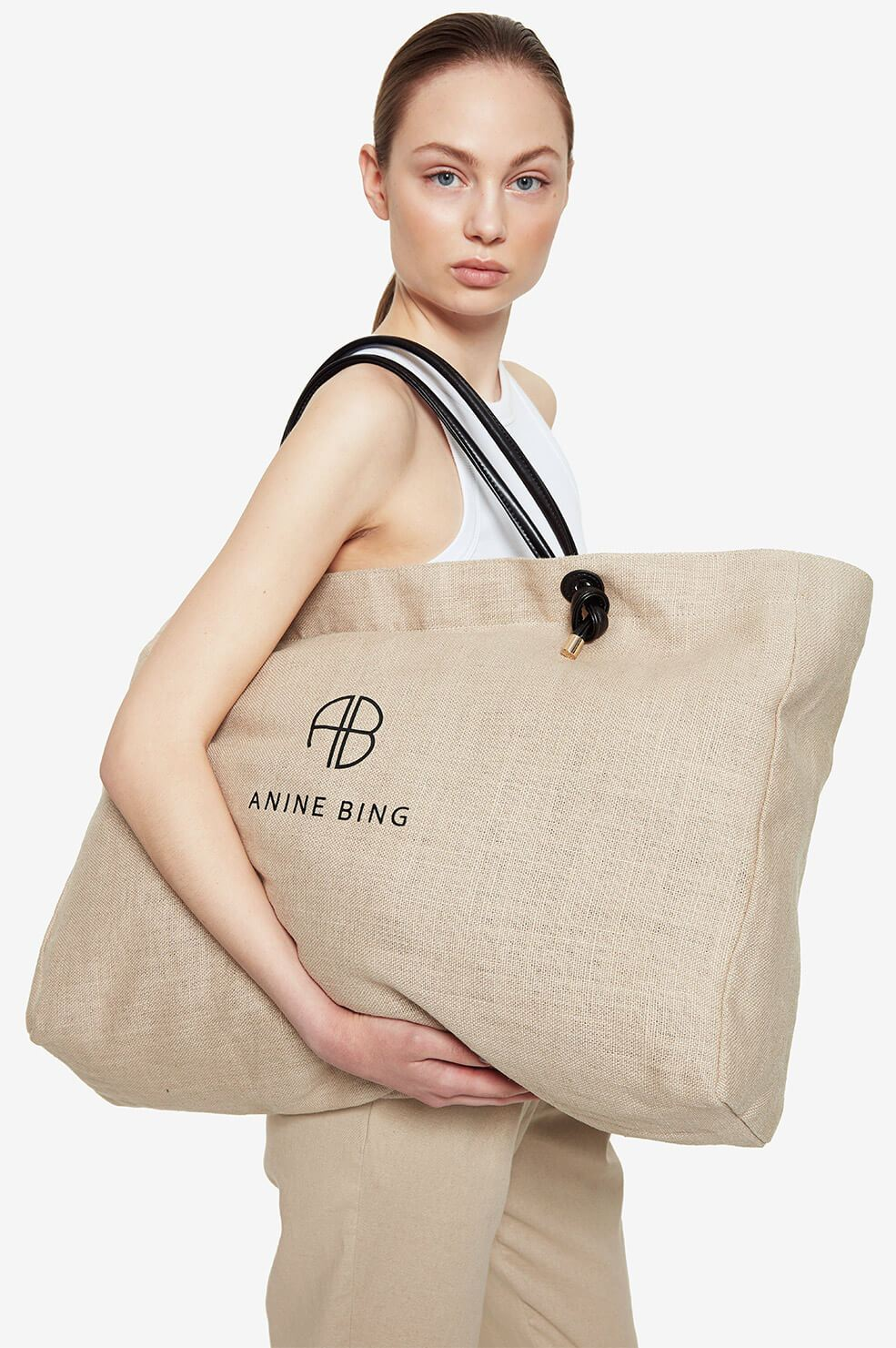 Anine Bing | Saffron Bag - Brown