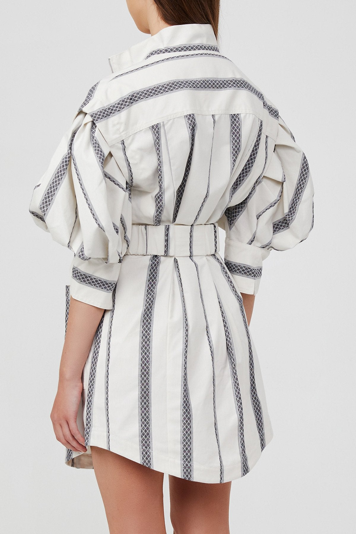 Acler | Kingsway Dress - Ink Stripe