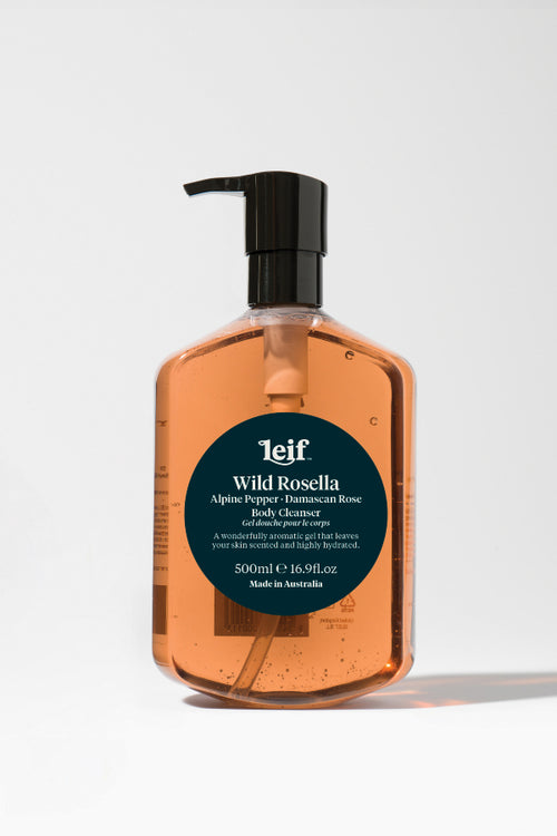 Leif | Wild Rosella Body Cleanser 500ml