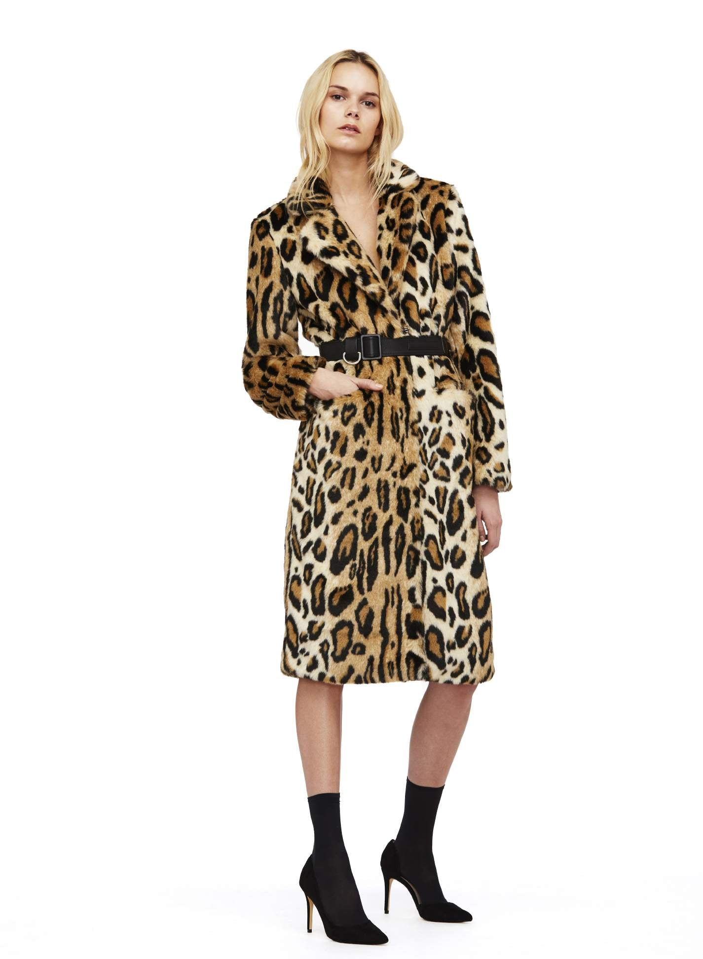 Apparis | Charlie Faux Fur Coat