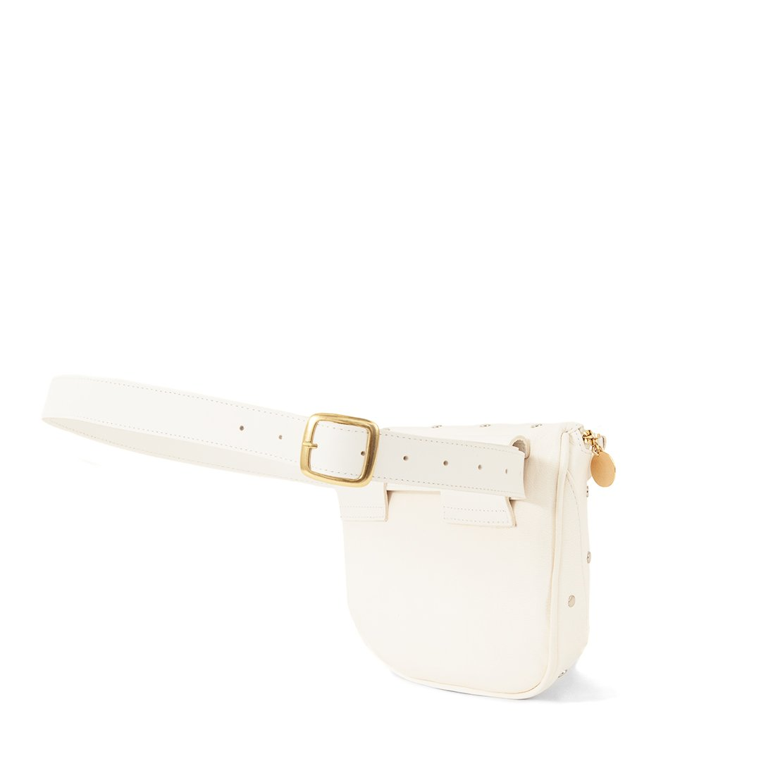 Clare V. | Fanny Pack with Studs