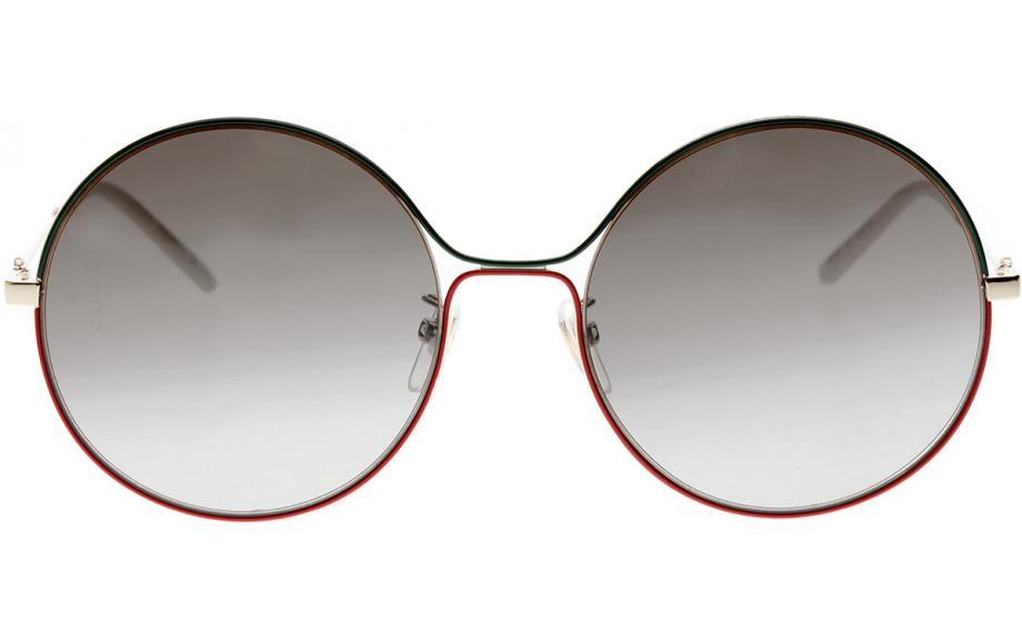 Gucci | Round Frame - Green and Red