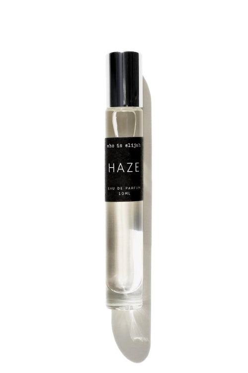 Who is Elijah | HAZE eau de parfum 10ml
