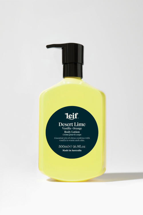 Leif | Desert Lime Body Lotion 500ml
