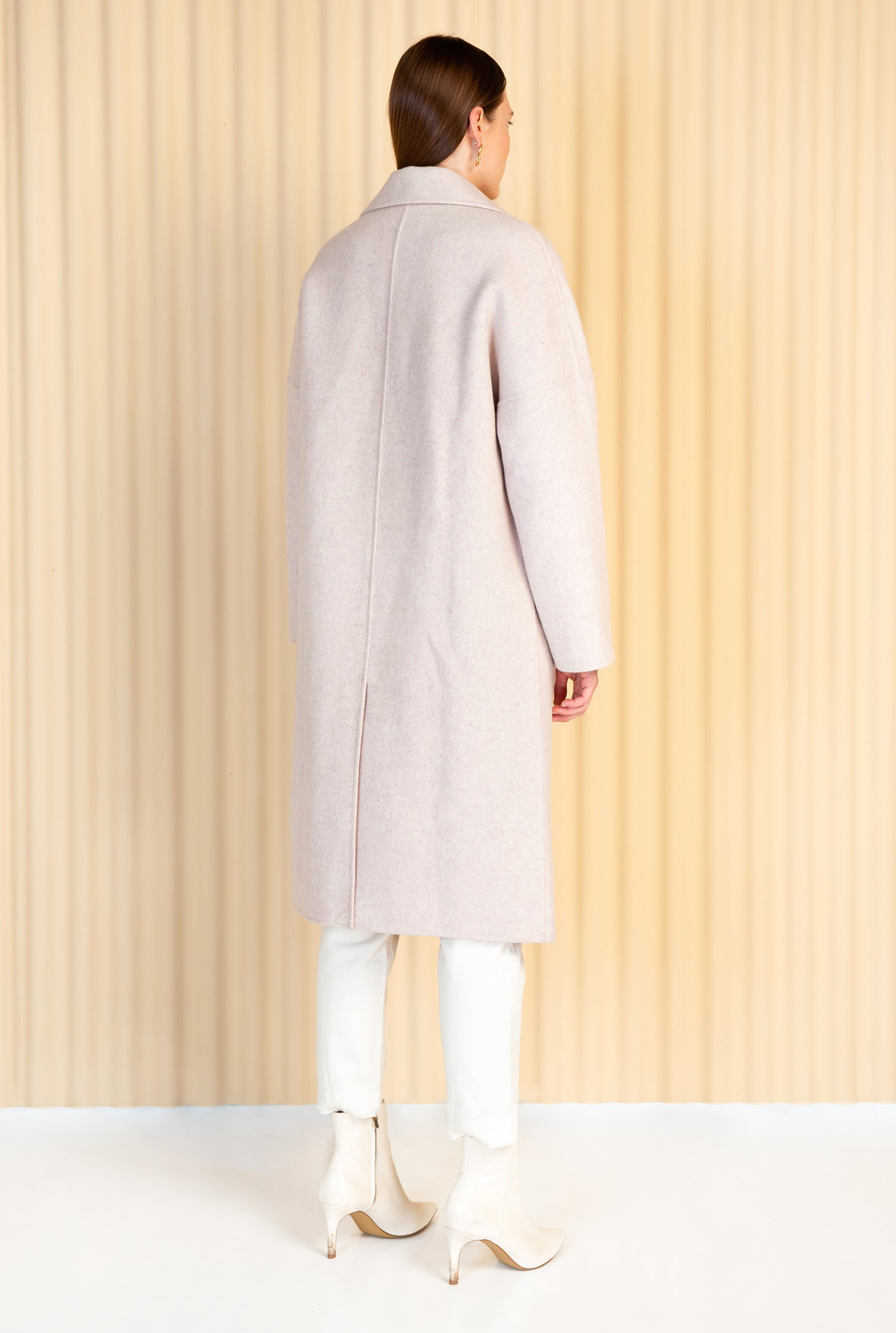 Magali Pascal | Oman Coat - Light Beige