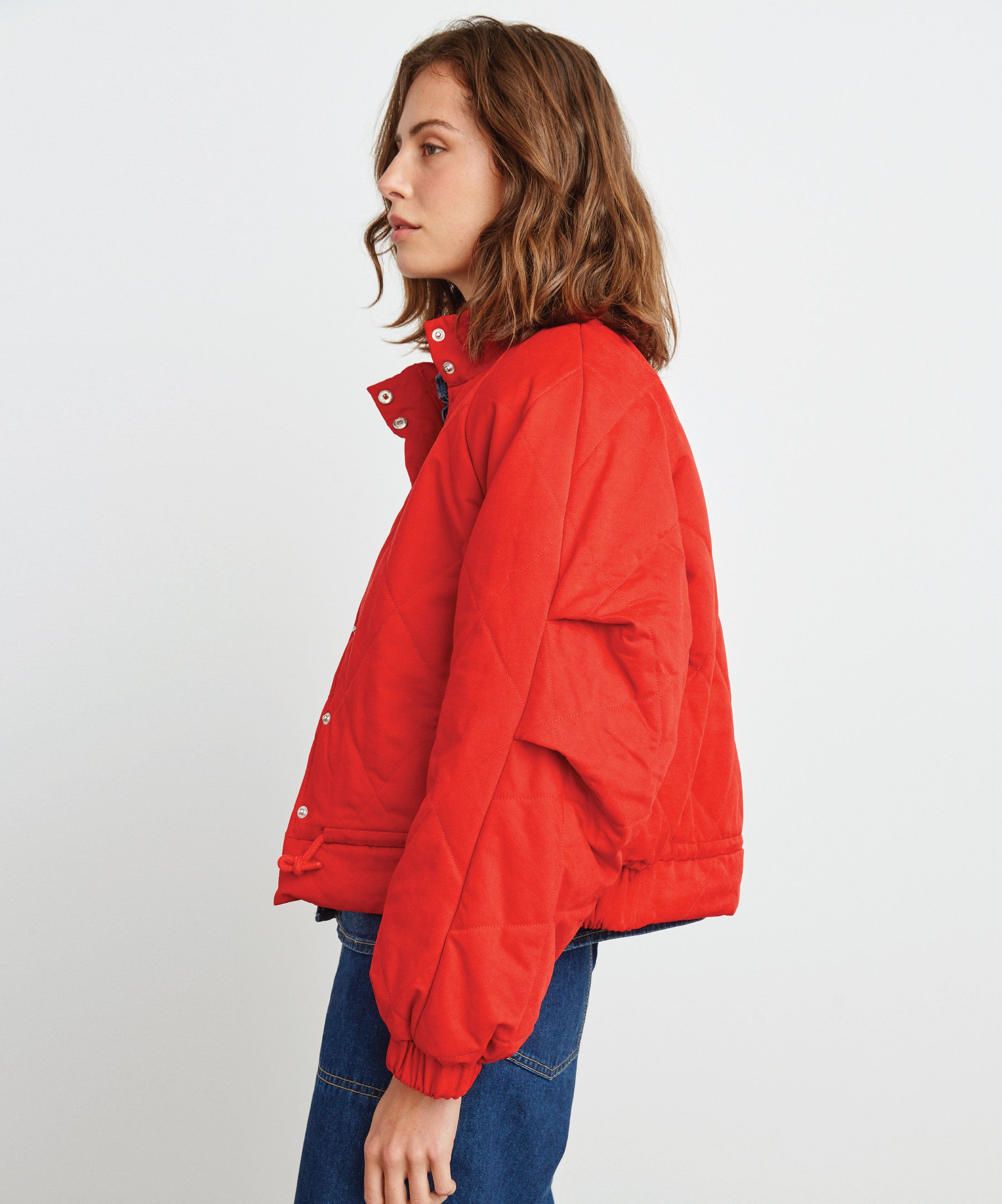 Morrison | Cody Jacket - Red
