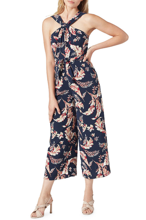 Joie | Trenity Jumpsuit - Deep Sea