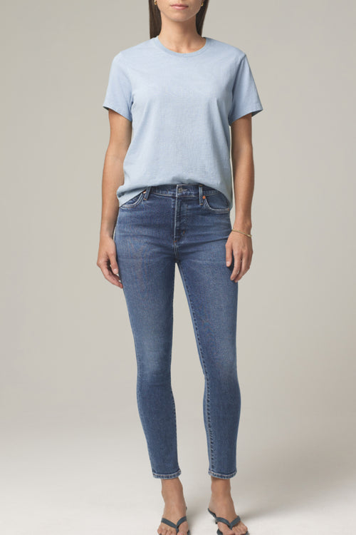 Citizens of Humanity | Rocket Crop Mid-Rise Skinny