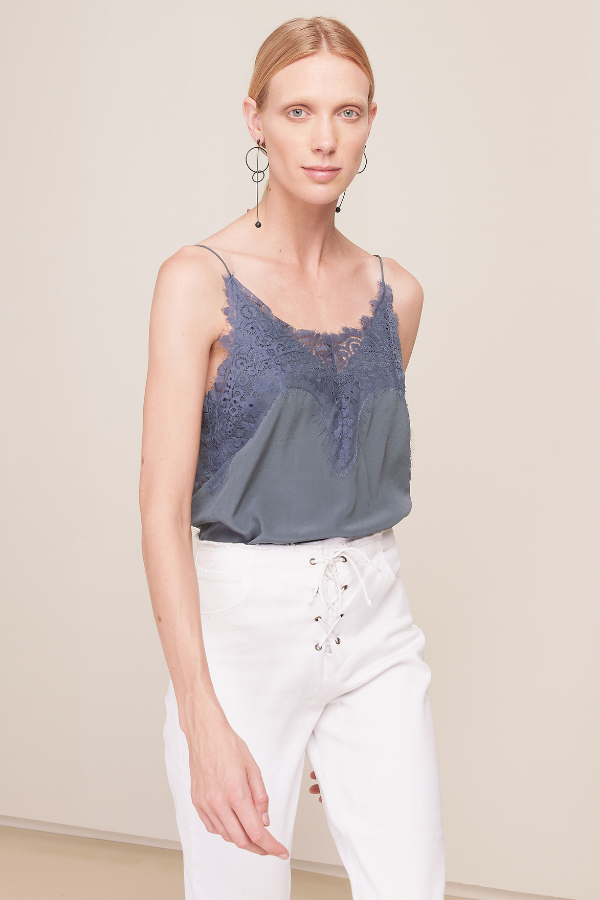 Magali Pascale | Jazz Camisole - Serenity Blue